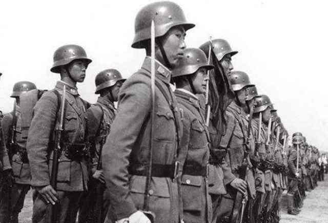 二战德军打日军_二战前夕,德国曾在1年内,3次说合中国和日本别打了_蒋介石