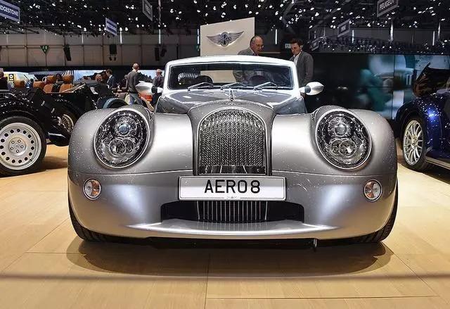 【复古跑车】摩根Aero 8是复古跑车
