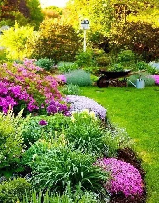 园林景观设计,花境汉中整体家具设计图片