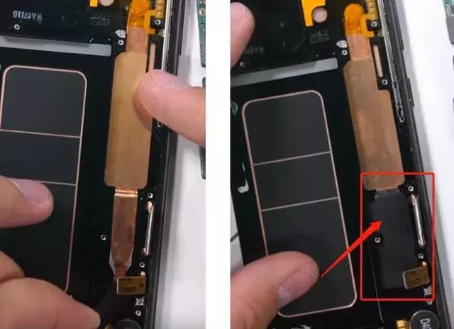 Samsung Note9's water and carbon cooling system, there is no water, no carbon?