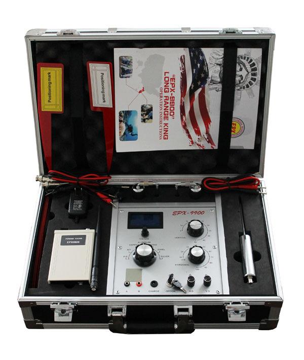 EPX9900美国大范围远程摇杆金属探测仪