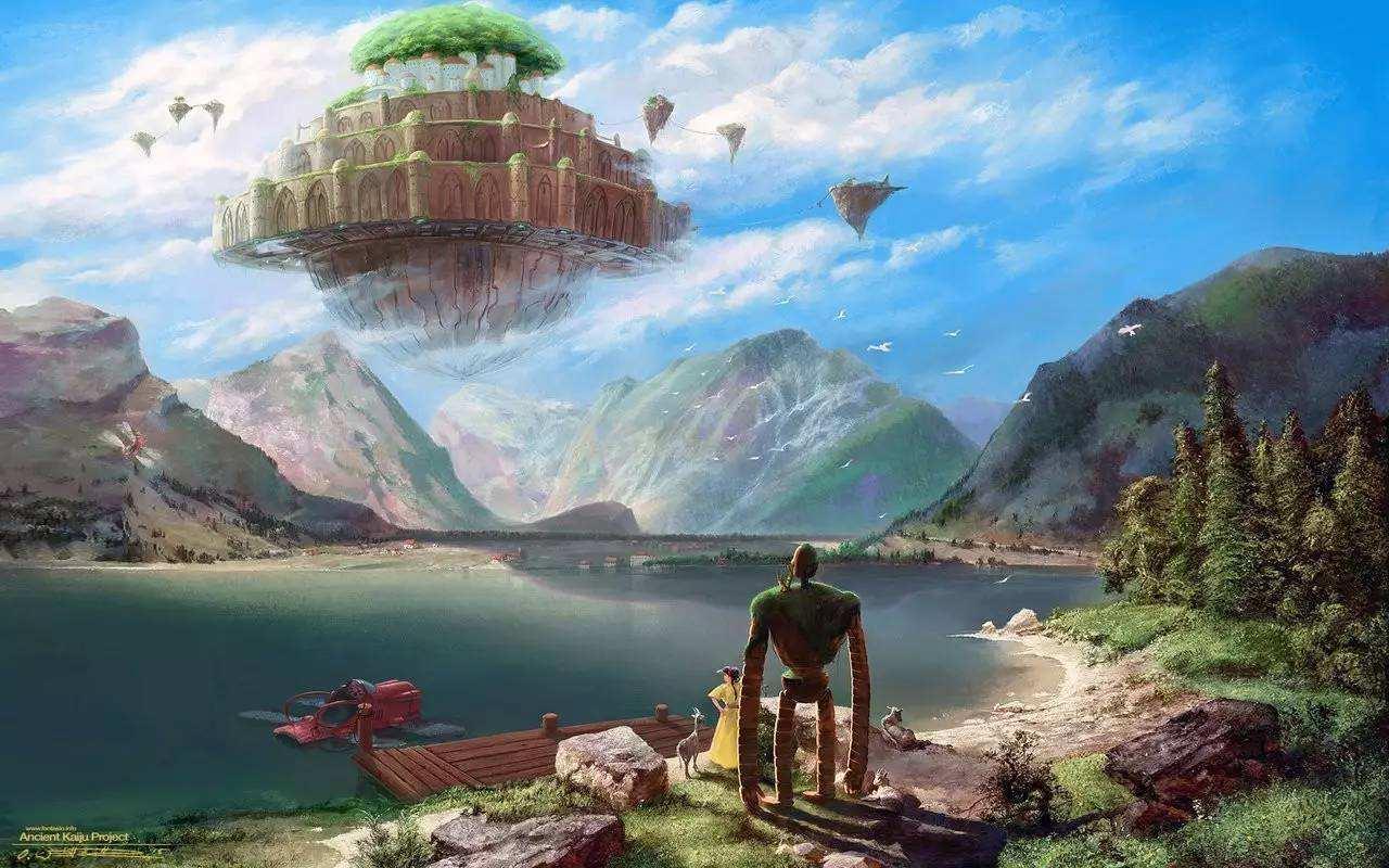 《天空之城》——希望