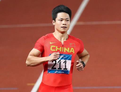 曼诺尼 百米预赛中国4飞人晋级 苏炳添10.27获小组第1