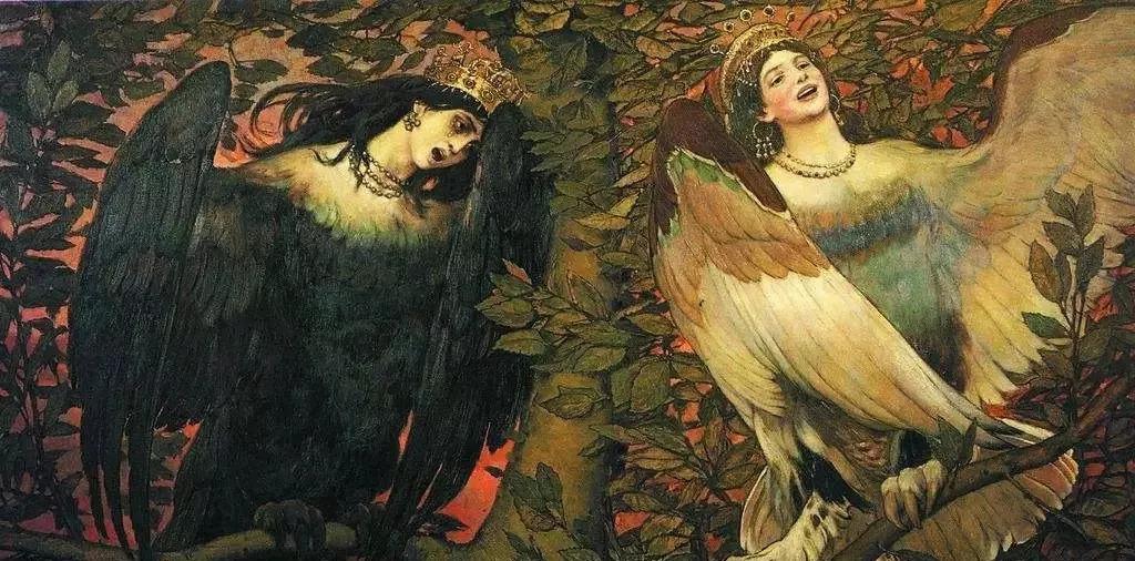 希腊神话中的塞壬   希腊神话中的女妖塞壬,就是有着美女的身材和脸庞,但是也长着一对翅膀.图片