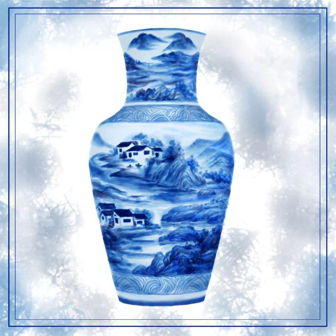 青花瓷起源于哪个朝代?
