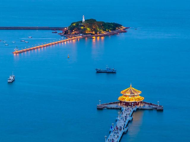 你们去青岛也是都要去这几个地方吗?