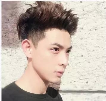 5款高颜值的发型,想换发型的男生可别错过了!图片