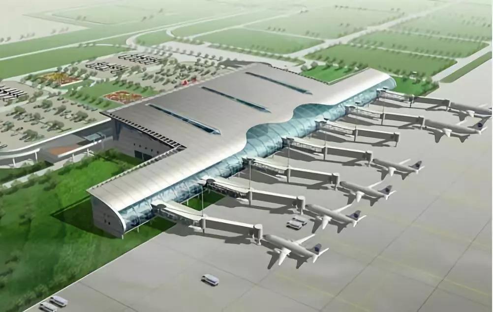 武当山机场规划图