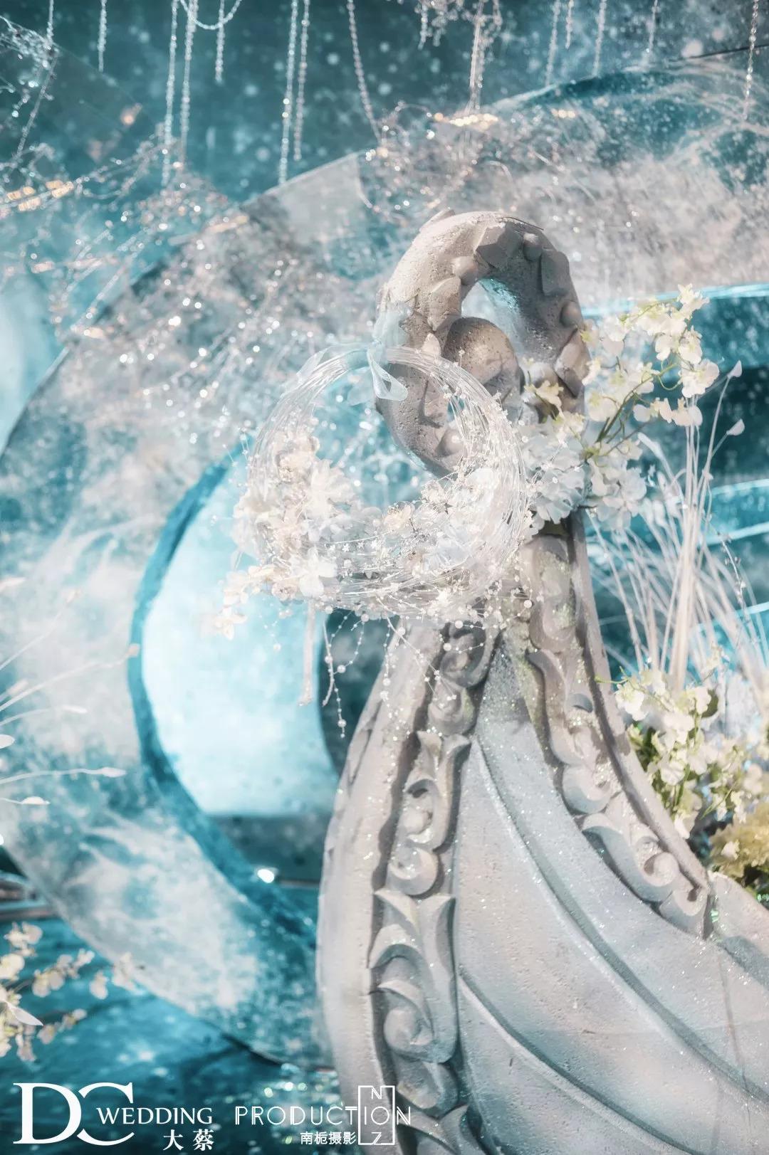 致爱婚礼丨婚礼人都是造梦师?一秒带你走进梦幻仙境!