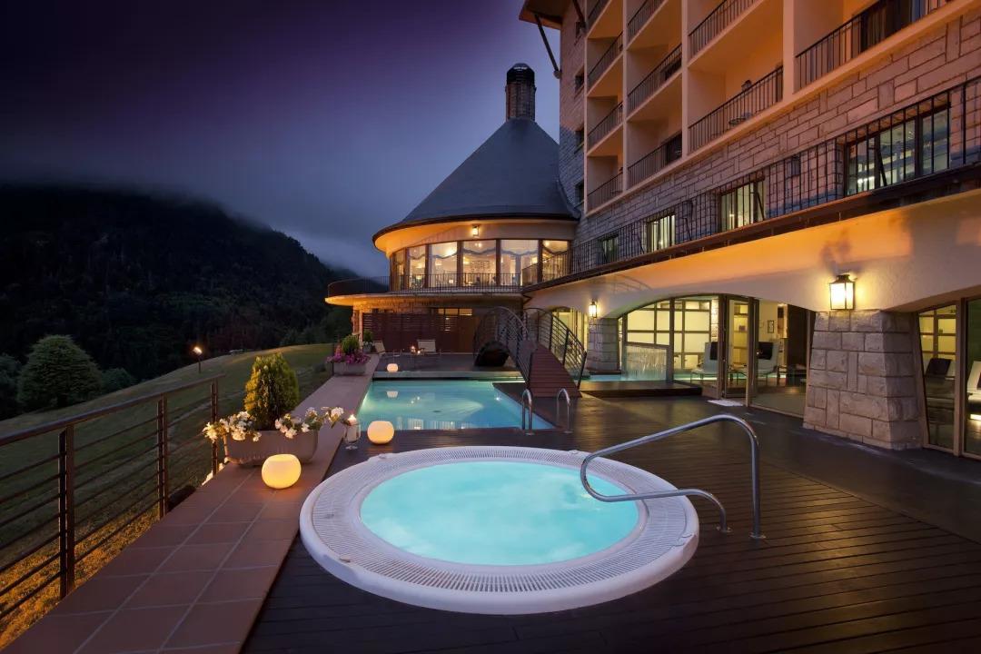 最受中国游客欢迎的西班牙国营古堡酒店