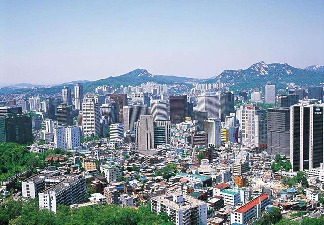 韩国首都首尔:朝鲜半岛最大城市世界第十大城市,韩国经济发动机