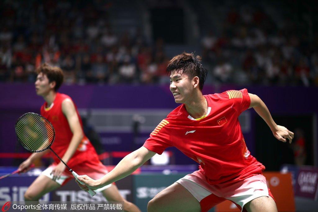 国羽男双摘铜创20年来最佳战绩 印尼优势难撼动