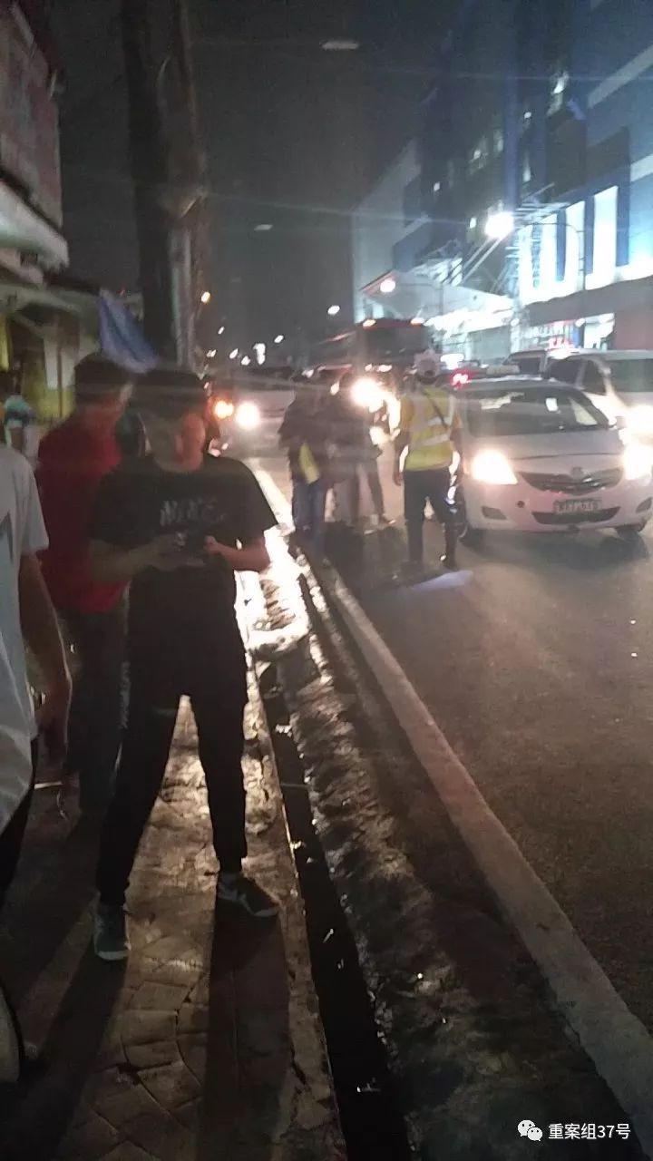 上万中国人正在菲律宾被