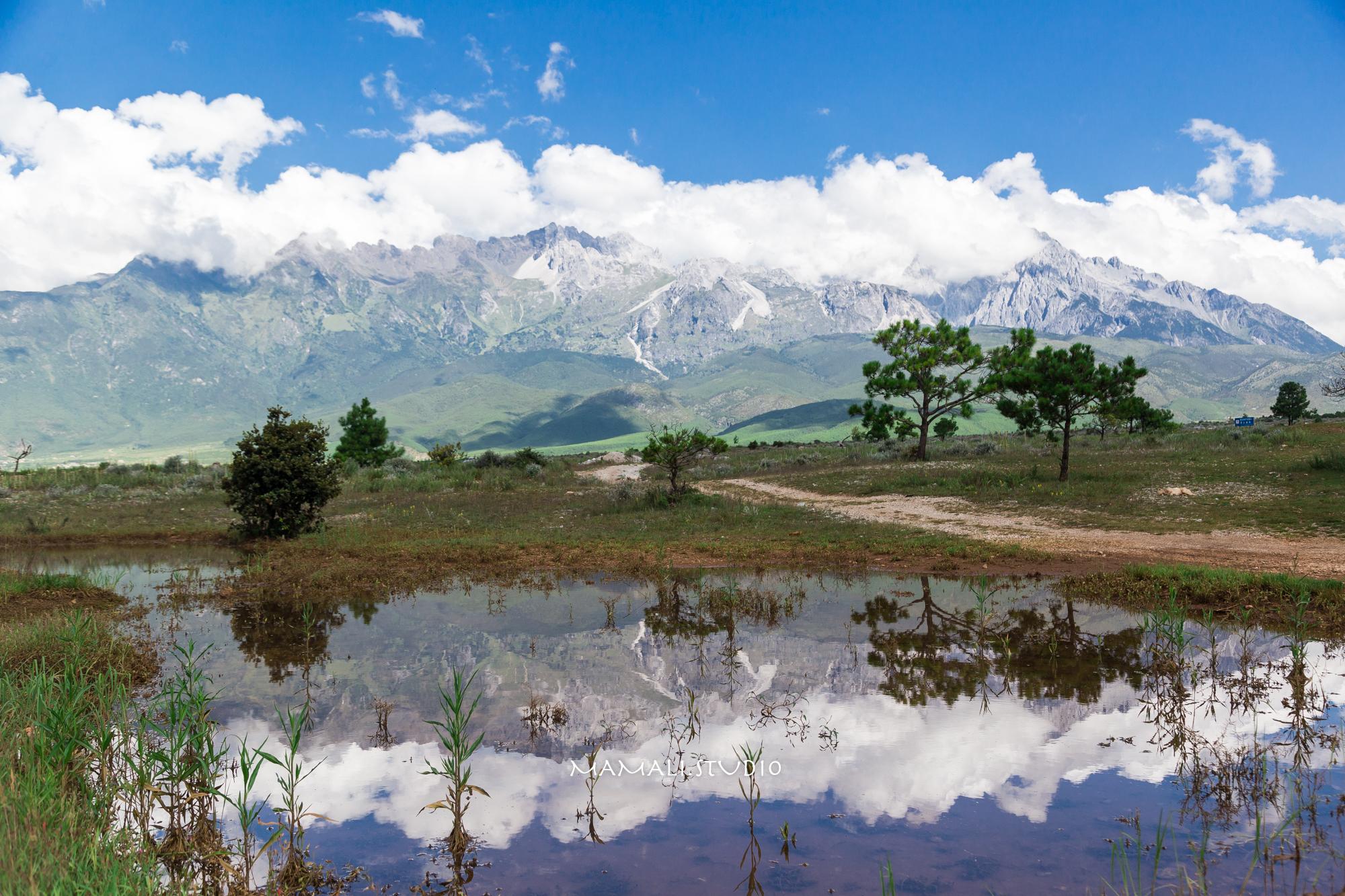 探秘东巴秘境玉龙雪山大峡谷,换一角度看丽江最美高原神山