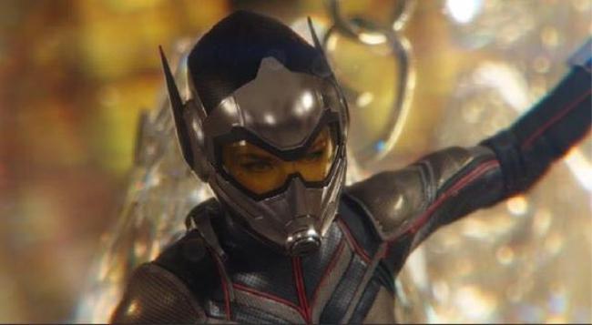 蚁人2火热上映却遭游戏人物撞脸,源计划VN撞脸黄蜂女,源氏撞脸幽灵