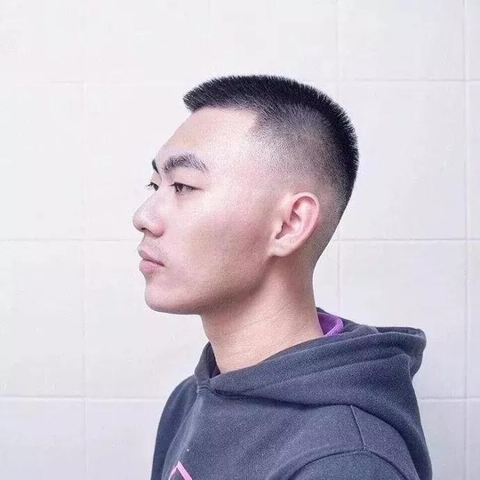 头发硬的男生留这5款发型颜值居然可以这么高!