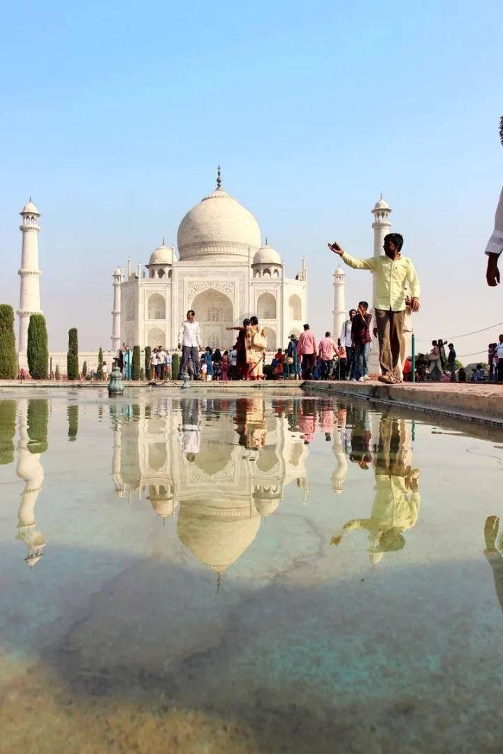遇见印度 | 这样的泰姬陵,你喜欢吗?