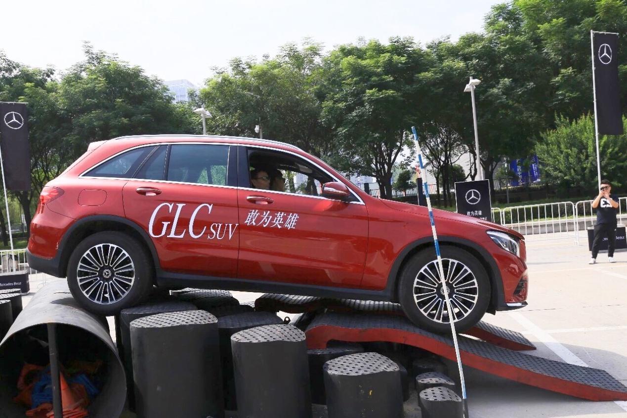 敢为英雄 2018梅赛德斯-奔驰西区GLC SUV越野挑战日 完美收官!