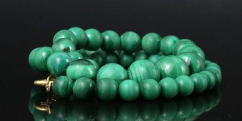 孔雀石:颜值与内涵并存
