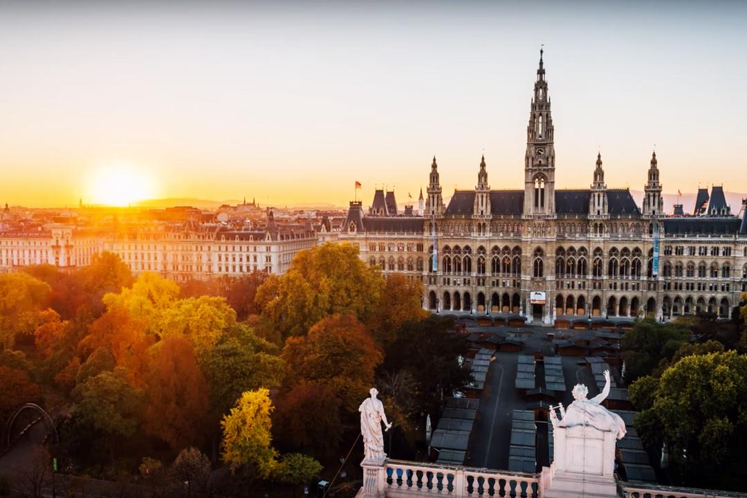 绝美延时摄影《品味维也纳》
