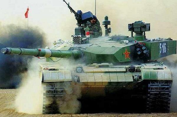 99a主战坦克是中国最先进主战坦克