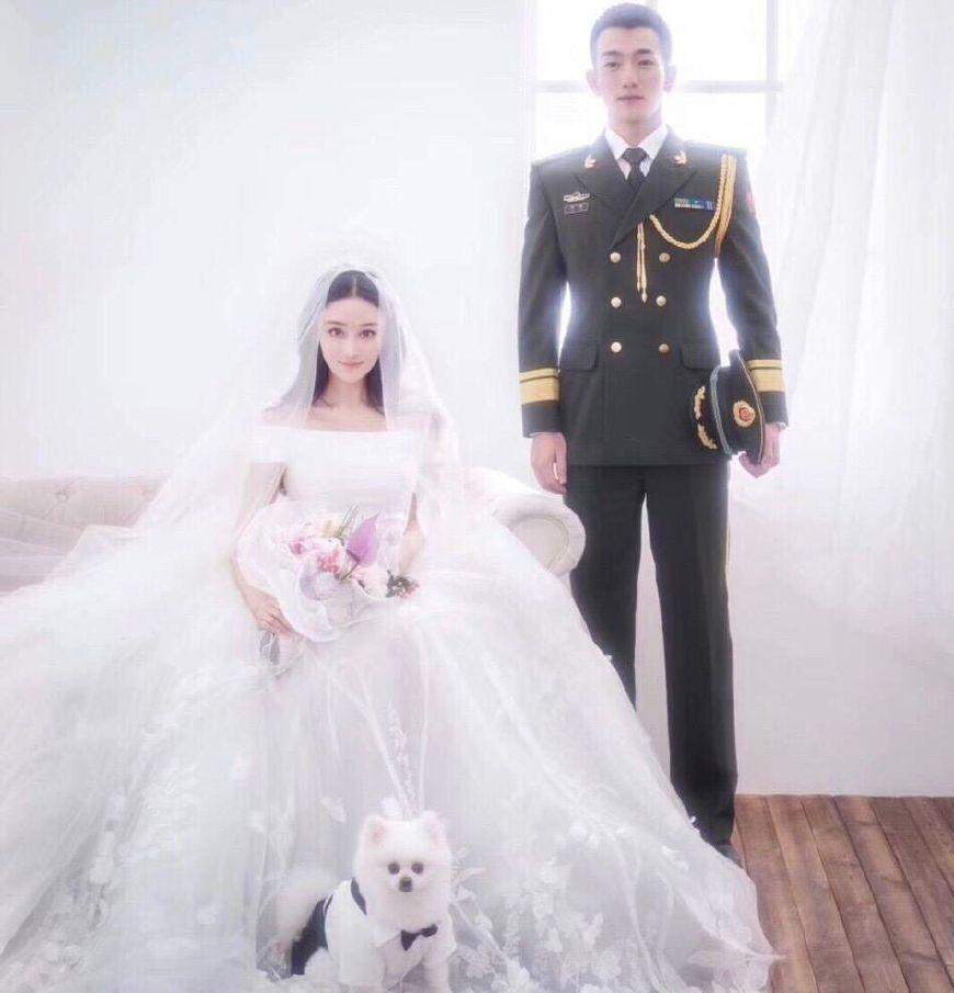 张馨予何捷婚礼酒店曝光,现场布置喜庆且温馨