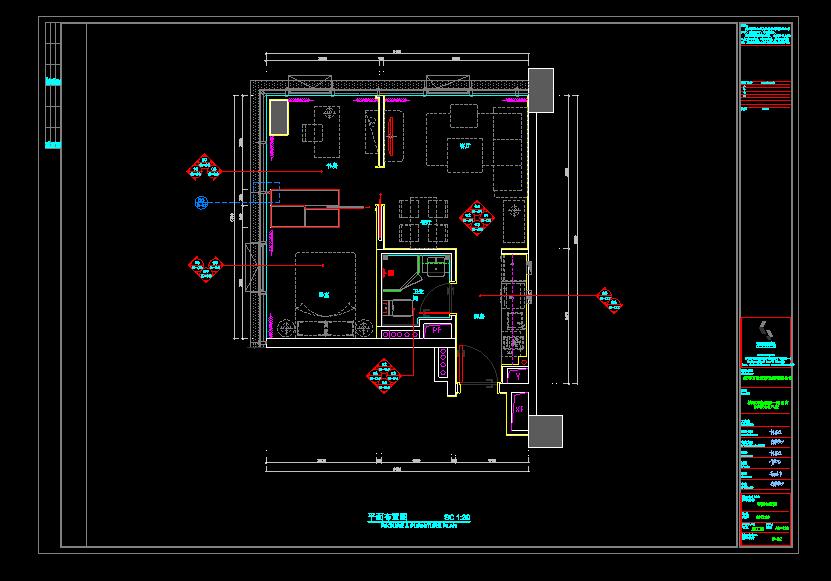 室内设计方案ppt+软装方案ppt+cad全套施工图 | 145p|427m图片