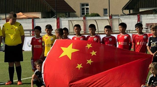 足球小将夺冠!董路:中国人踢不了传控,但我们可以赢传控