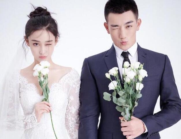 邓超孙俪夫妇误闯婚礼现场,张馨予结婚一点点热度都被
