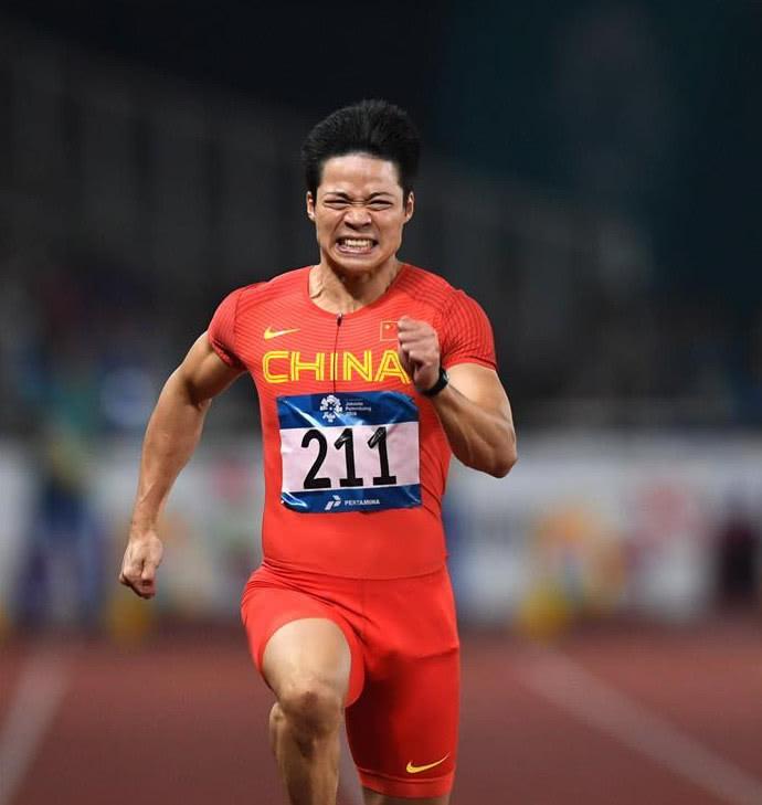 苏炳添的极限在9秒85 从亚运会百米冠军看中国田径重新崛起