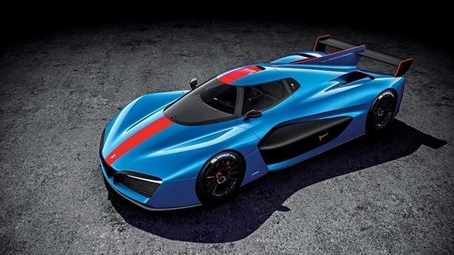 宾尼法利纳的十大汽车设计图片