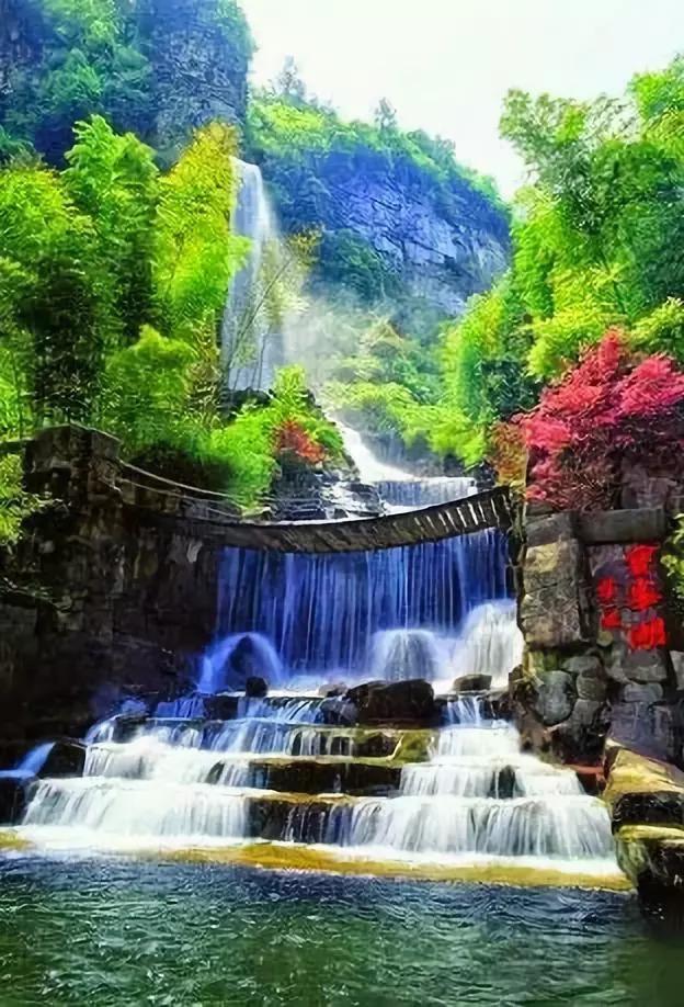 全世界最好看的风景图,马上送给你!