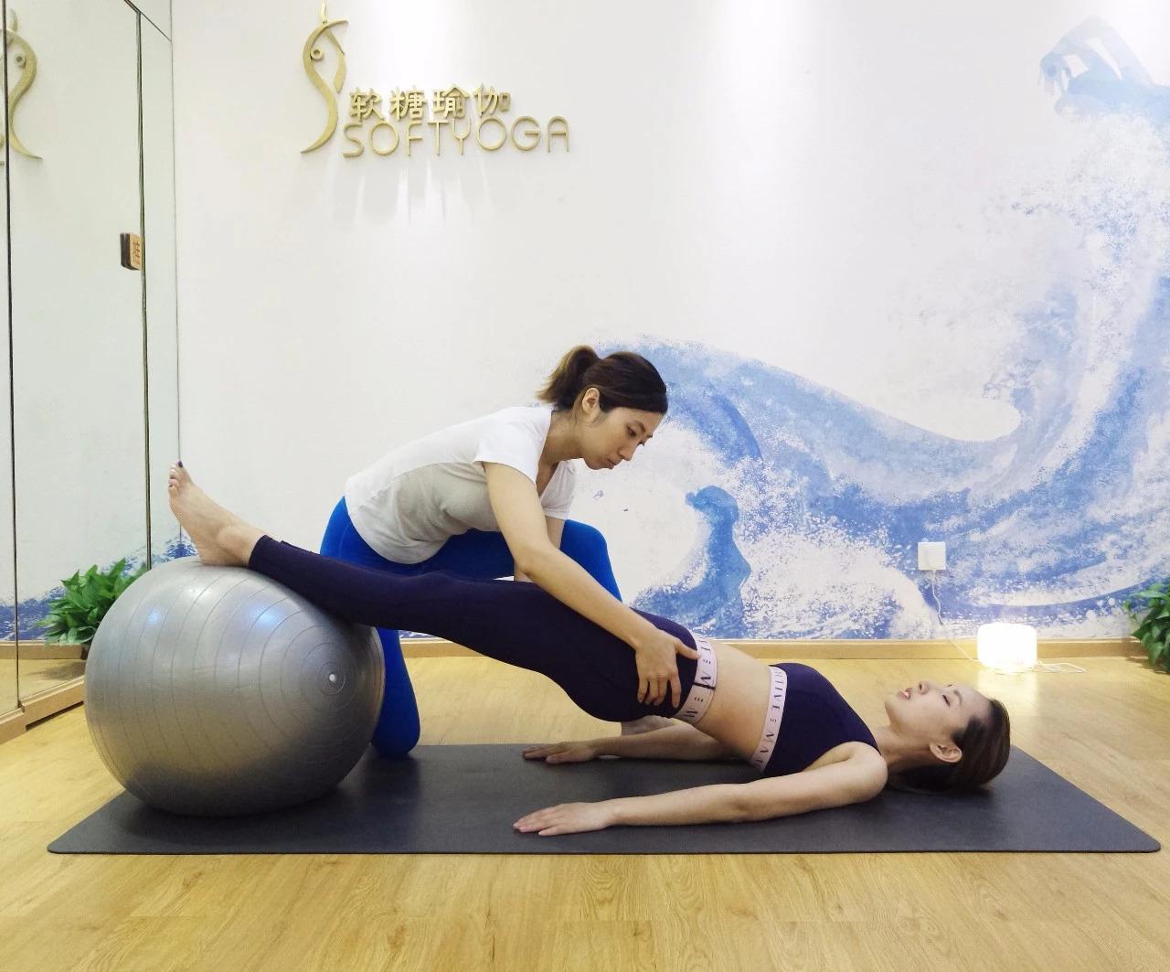 减肥、塑型、做飞起来的仙女,去这家瑜伽馆约一波?