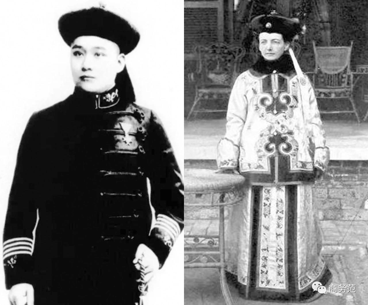 宫斗冠军慈禧,才是100年前中国最时尚的女人…