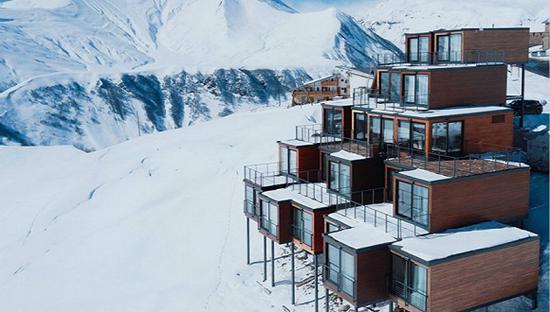 这10家由集装箱改造而成的酒店 环保且有趣
