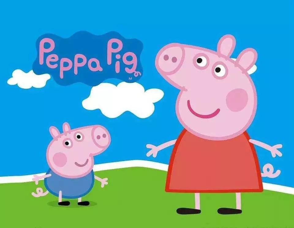 阿里推《小猪佩奇》大电影 剑指《熊出没》ip系列力夺春节动画之冠图片