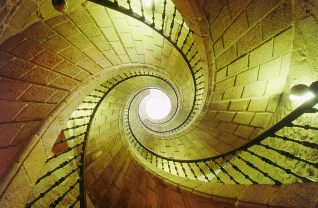 摄影师私藏宝典,全世界10处最霸气的旋转楼梯