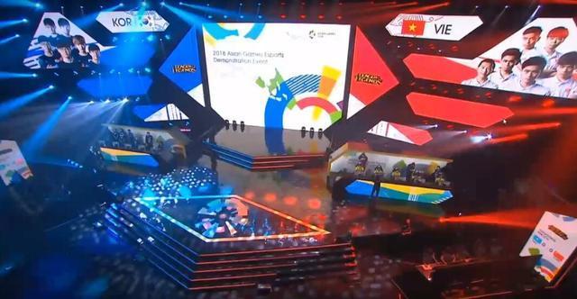 亚运会电竞项目lol表演赛来到了第二个比赛日,目前来到了a组第五轮的