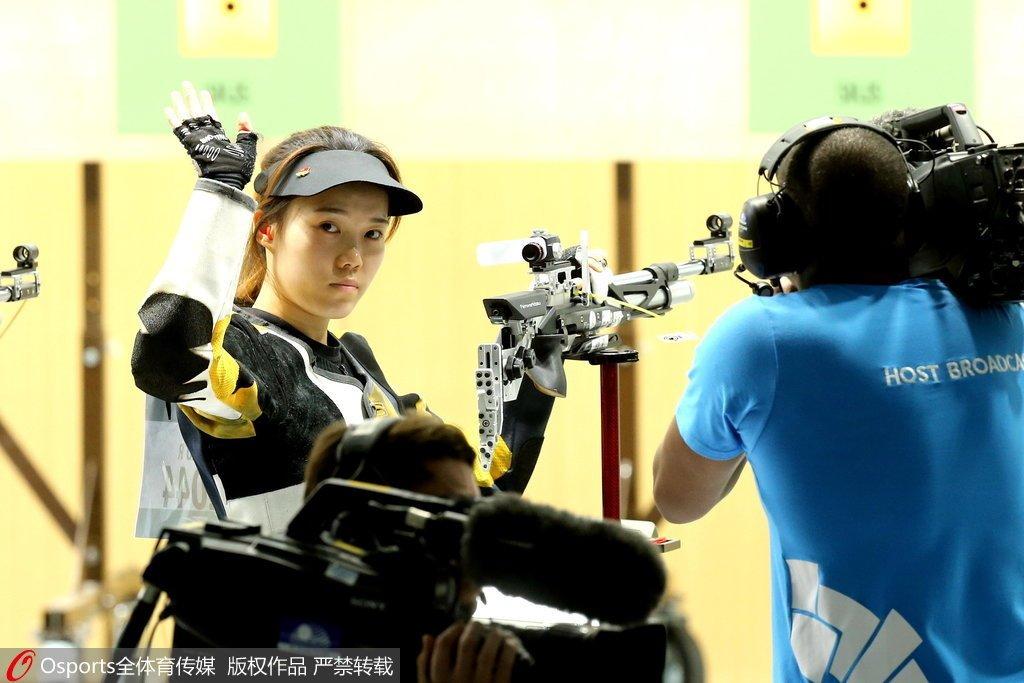 盘点亚运中国射击队新人 东京奥运他们扛起大旗