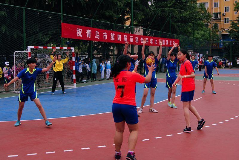 【青岛体育团购史话】从无到有穿过竞技的岁九道谷漂流自由行手球图片