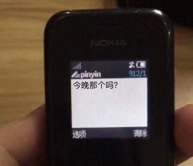 诺基亚短信表情包:安排上了,完全ok,今晚那个吗图片