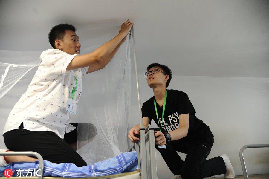 中农大两名新生同名同岁同专业同寝室 热搜事件 图3