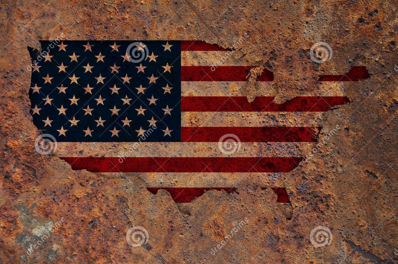 诡异一年,蝴蝶效应:美国