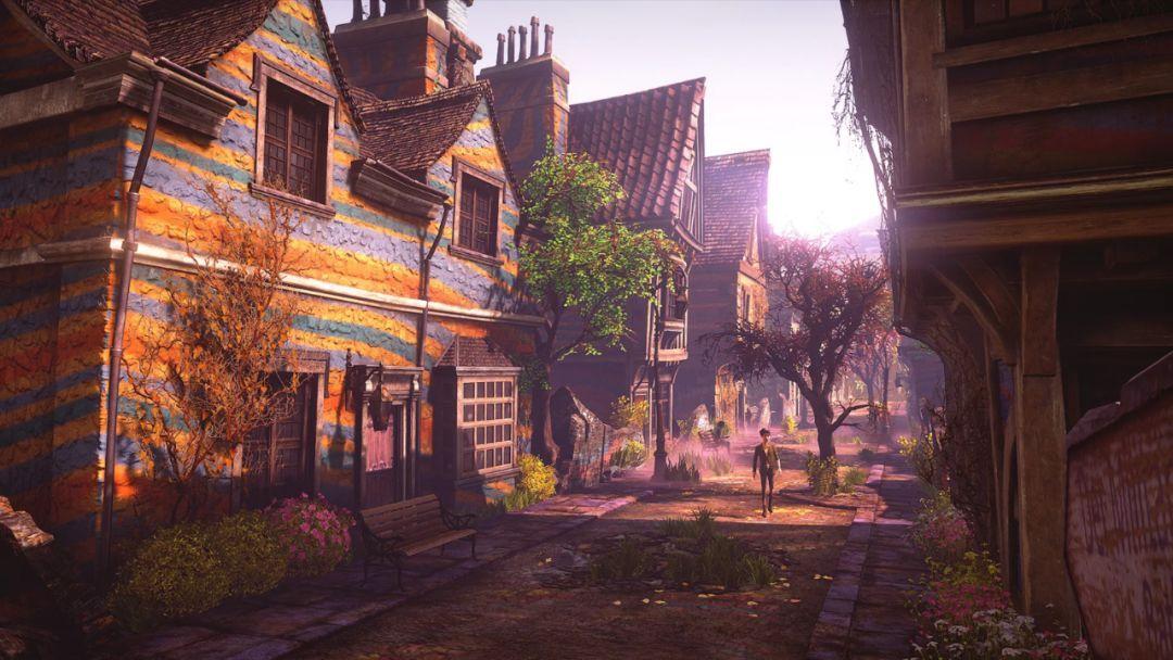 轻战斗重探索的游戏世界,《少数幸运儿》值得借鉴的设计点