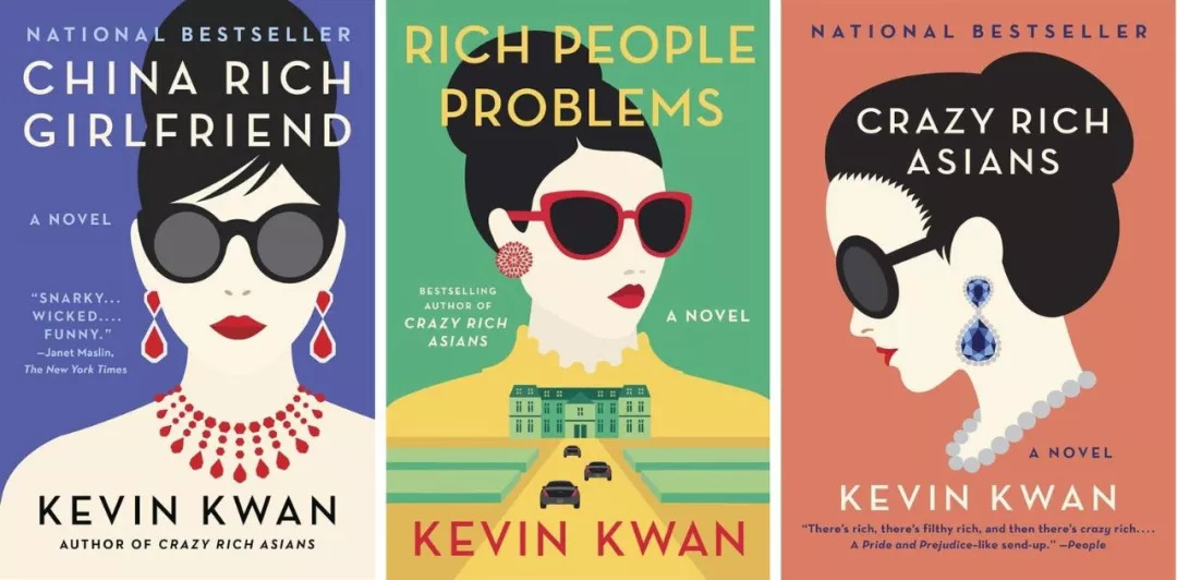 畅销小说排行榜2013_为什么美国人都在讨论这部新加坡《小时代》?_亚洲人