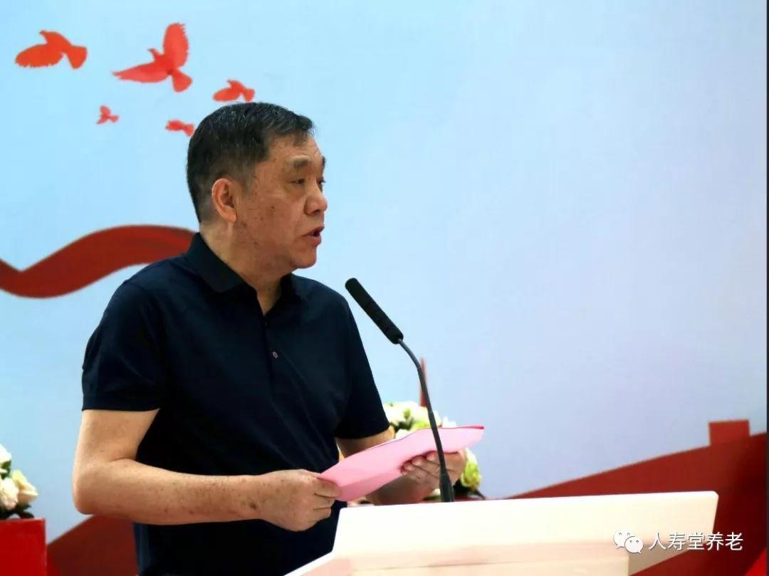"""房产 正文  仪式上,刘宝林在致辞中说到:""""九州通将立足武汉,依托武汉图片"""