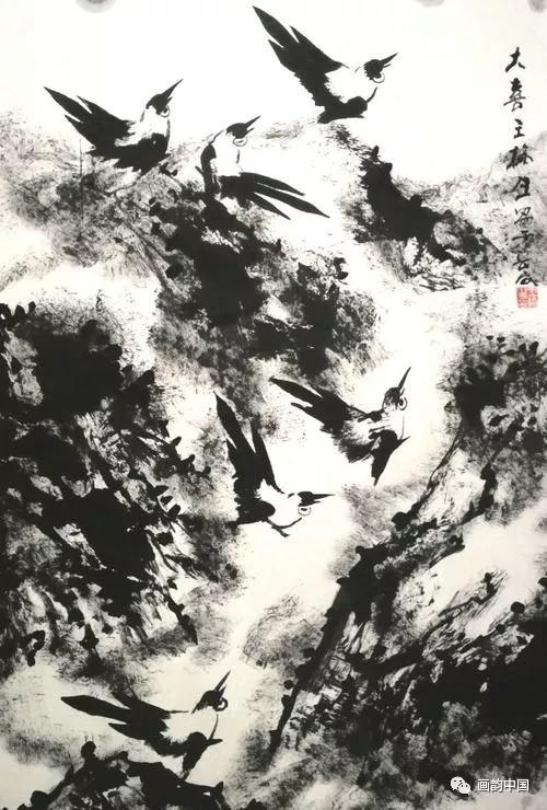【画韵·人物】品读 王榆生——作品赏析