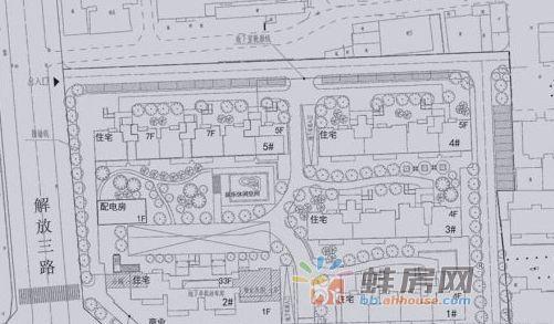 (沁雅济学瑭规划设计平面图)