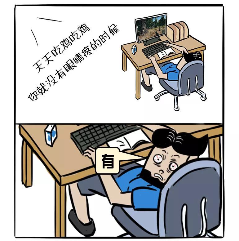 天天盯着手机电脑的你,是时候了解一下这个病了!