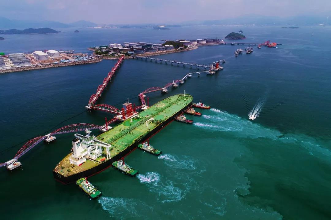 广州石化:全力打造储运行业原油码头标杆